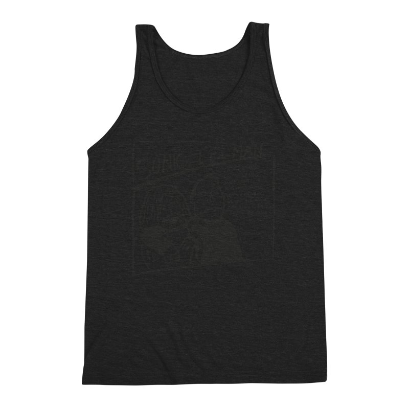Eelman Chronicles - Sonic Eelman Men's Tank by EelmanChronicles's Artist Shop