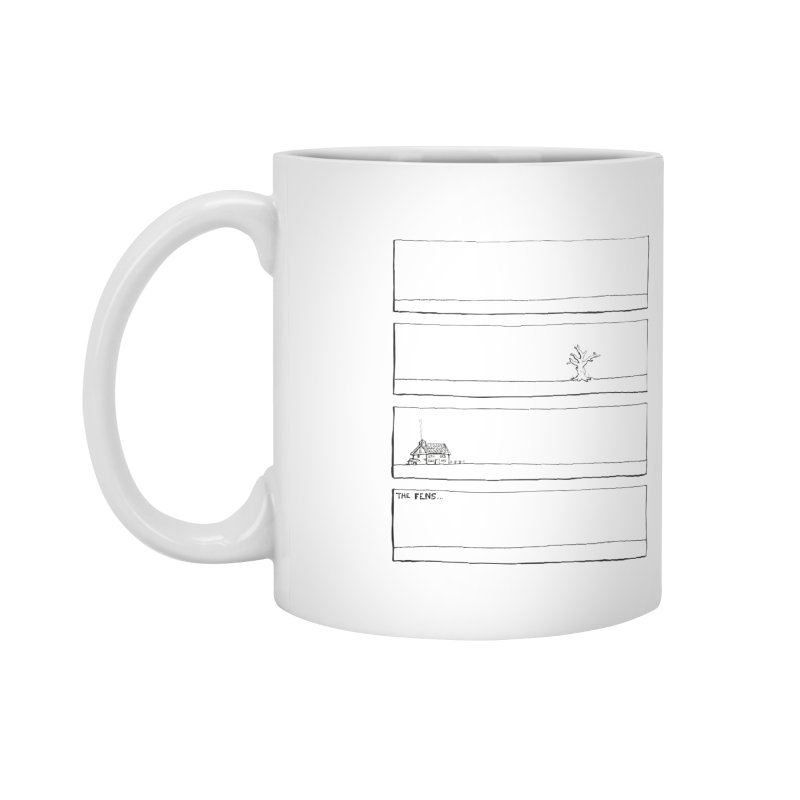 Eelman Chronicles - The Fens Accessories Mug by EelmanChronicles's Artist Shop