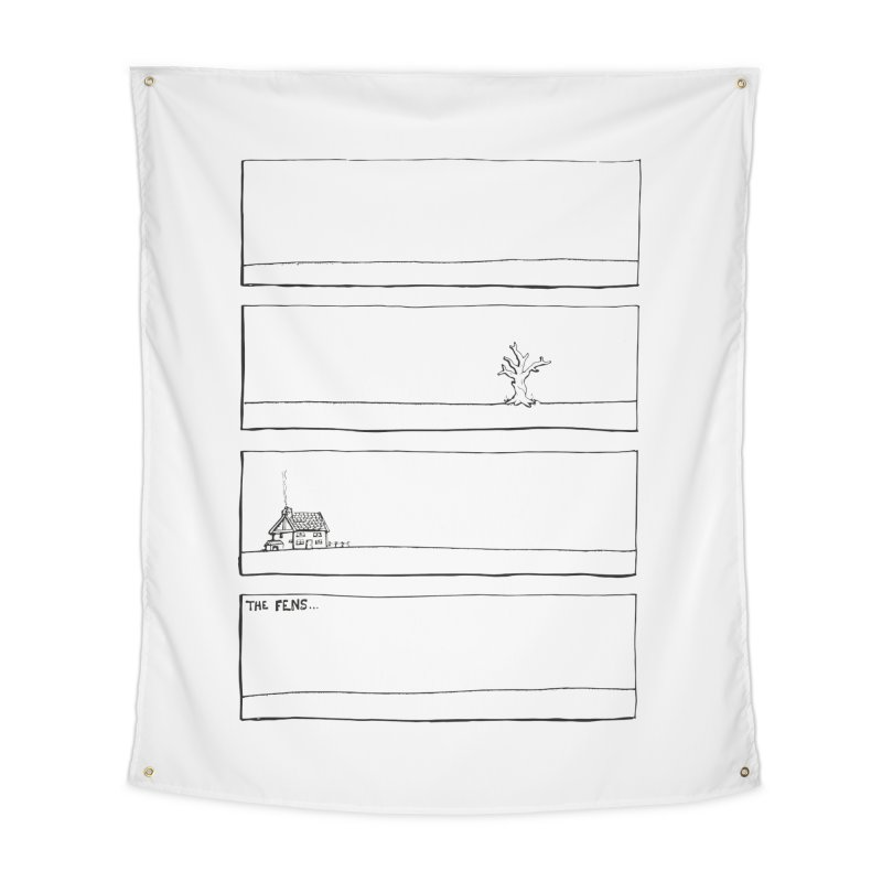 Eelman Chronicles - The Fens Home Tapestry by EelmanChronicles's Artist Shop