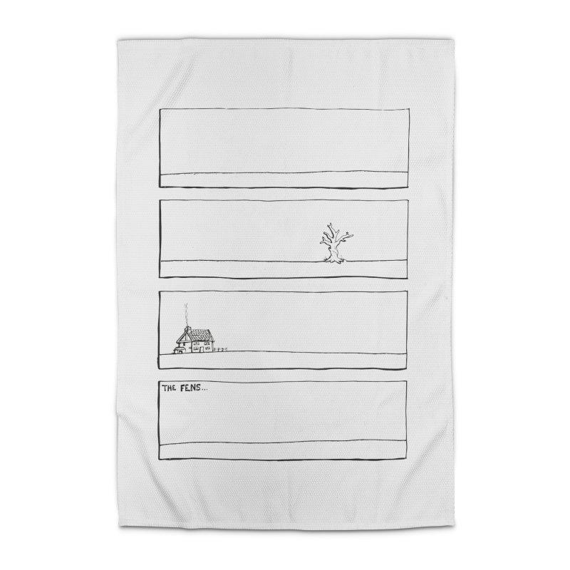 Eelman Chronicles - The Fens Home Rug by EelmanChronicles's Artist Shop