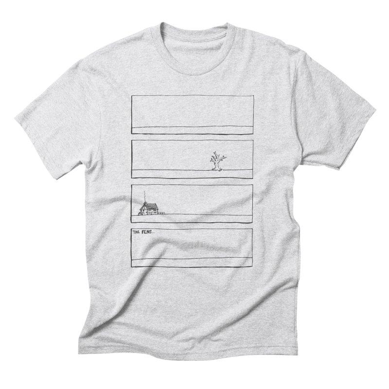 Eelman Chronicles - The Fens Men's Triblend T-Shirt by EelmanChronicles's Artist Shop