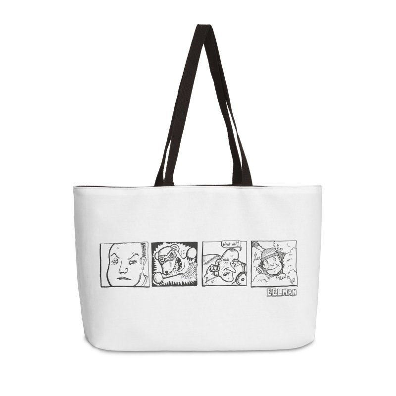 Eelman Chronicles - Character lineup Accessories Bag by EelmanChronicles's Artist Shop