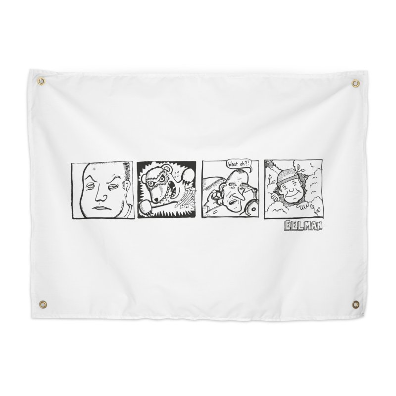 Eelman Chronicles - Character lineup Home Tapestry by EelmanChronicles's Artist Shop