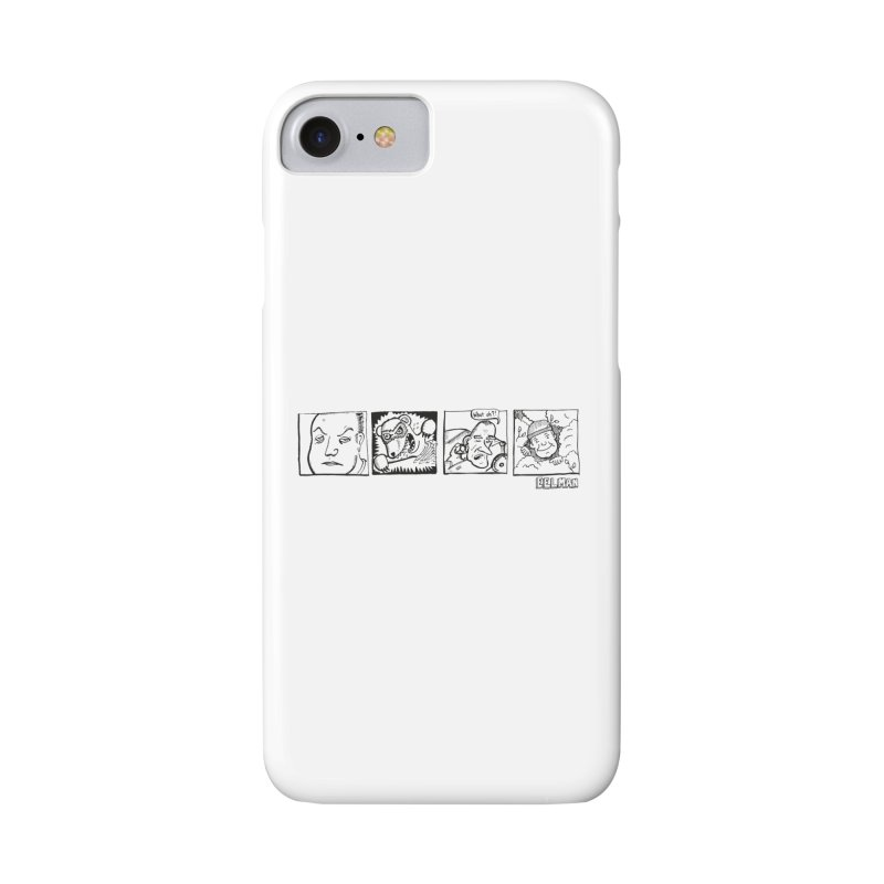 Eelman Chronicles - Character lineup Accessories Phone Case by EelmanChronicles's Artist Shop