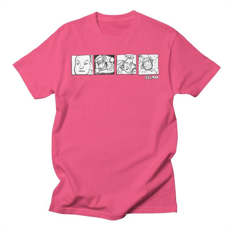 Eelman Chronicles - Character lineup Men's T-Shirt by EelmanChronicles's Artist Shop