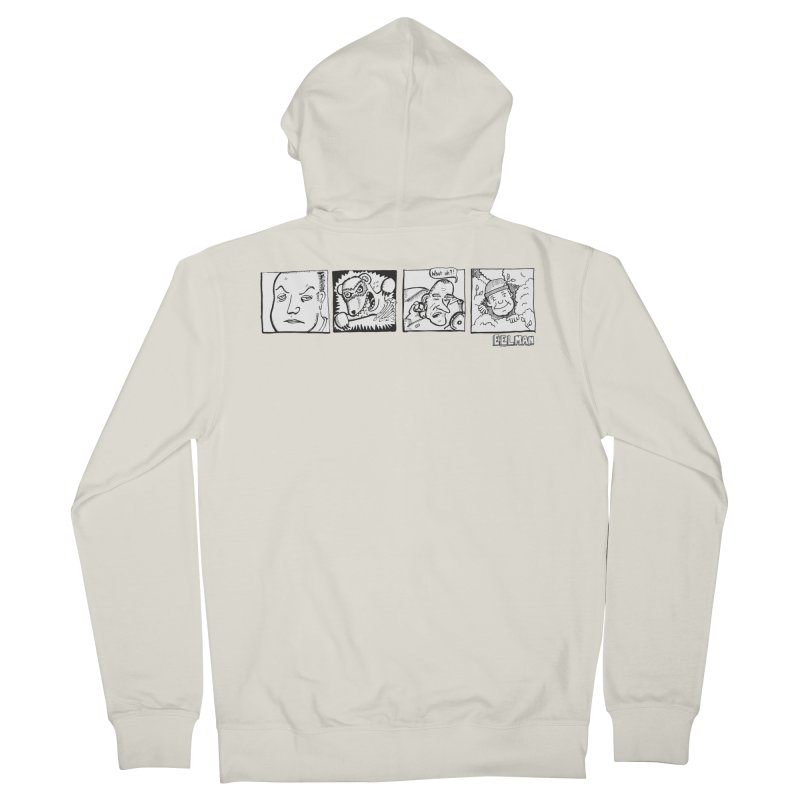 Eelman Chronicles - Character lineup Women's Zip-Up Hoody by EelmanChronicles's Artist Shop