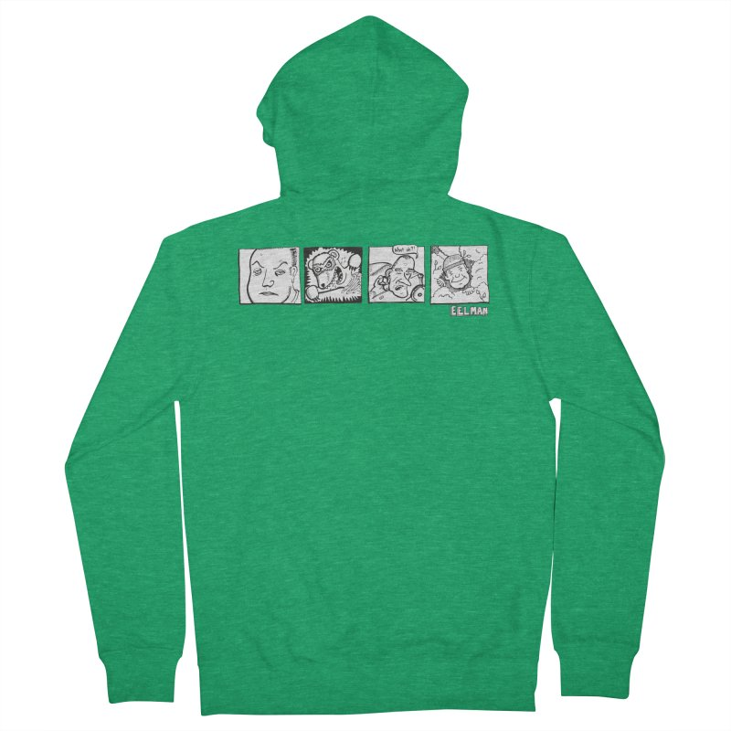 Eelman Chronicles - Character lineup Men's Zip-Up Hoody by EelmanChronicles's Artist Shop