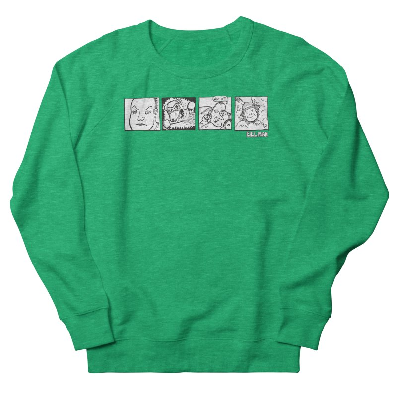 Eelman Chronicles - Character lineup Women's Sweatshirt by EelmanChronicles's Artist Shop