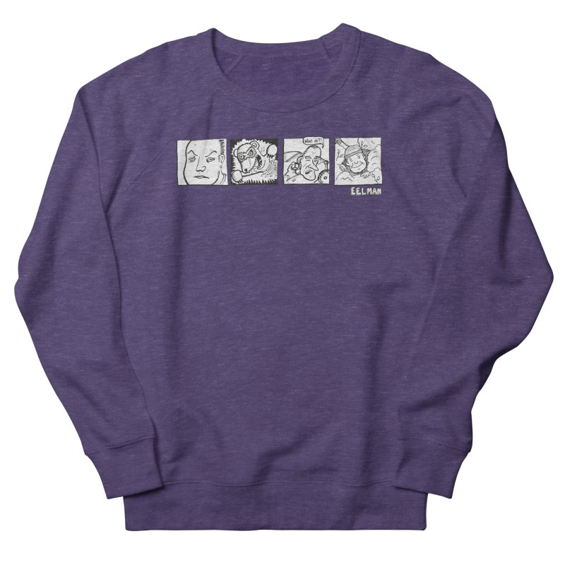 Eelman Chronicles - Character lineup Women's French Terry Sweatshirt by EelmanChronicles's Artist Shop