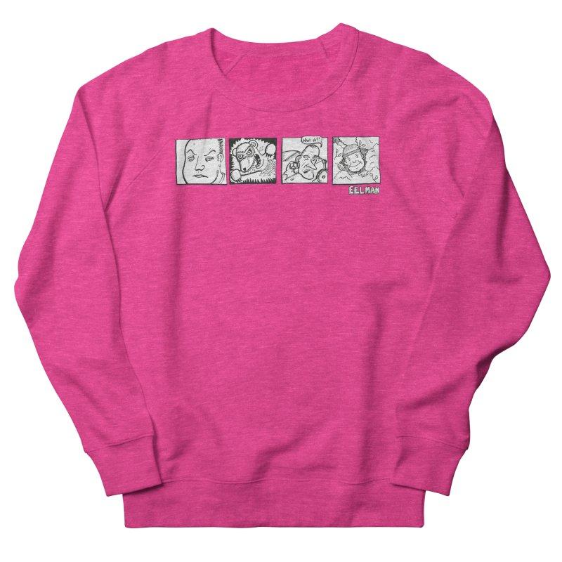 Eelman Chronicles - Character lineup Women's Sweatshirt by EelmanChronicles's Artist Shop