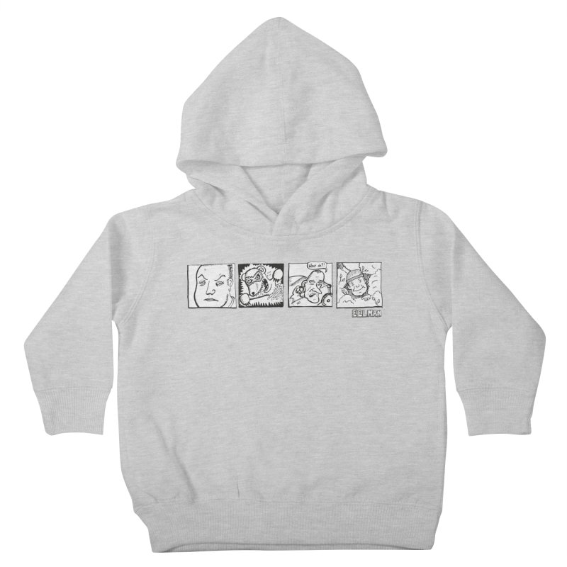 Eelman Chronicles - Character lineup Kids Toddler Pullover Hoody by EelmanChronicles's Artist Shop