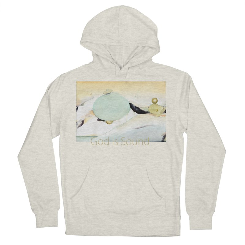 SHAPES ABD COLOURS Women's French Terry Pullover Hoody by Eika's Artist Shop
