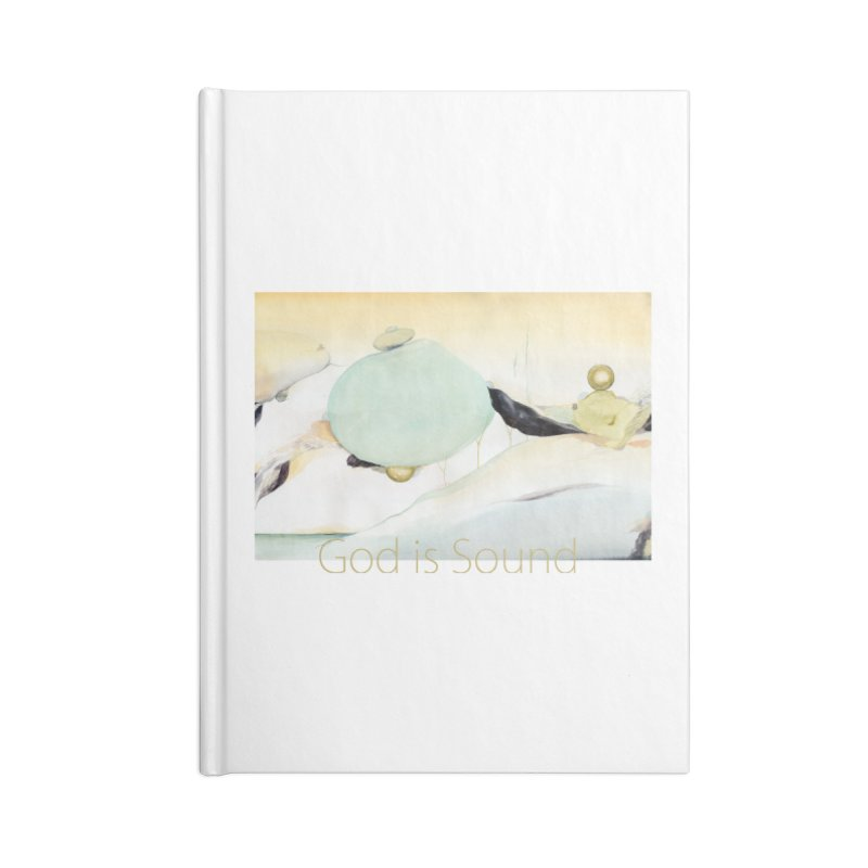 SHAPES ABD COLOURS Accessories Blank Journal Notebook by Eika's Artist Shop