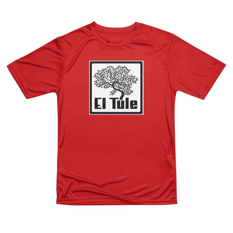El Tule Logo T Shirt Women's Performance Unisex T-Shirt by El Tule Store