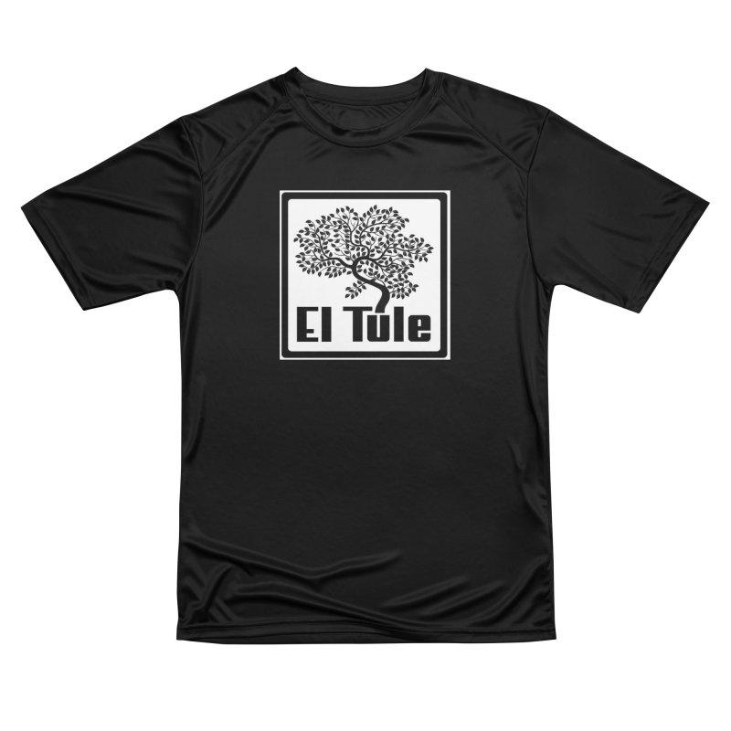 El Tule Logo T Shirt Men's Performance T-Shirt by El Tule Store