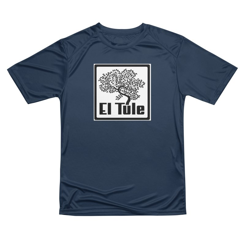 El Tule Logo T Shirt Men's Performance T-Shirt by El Tule Store