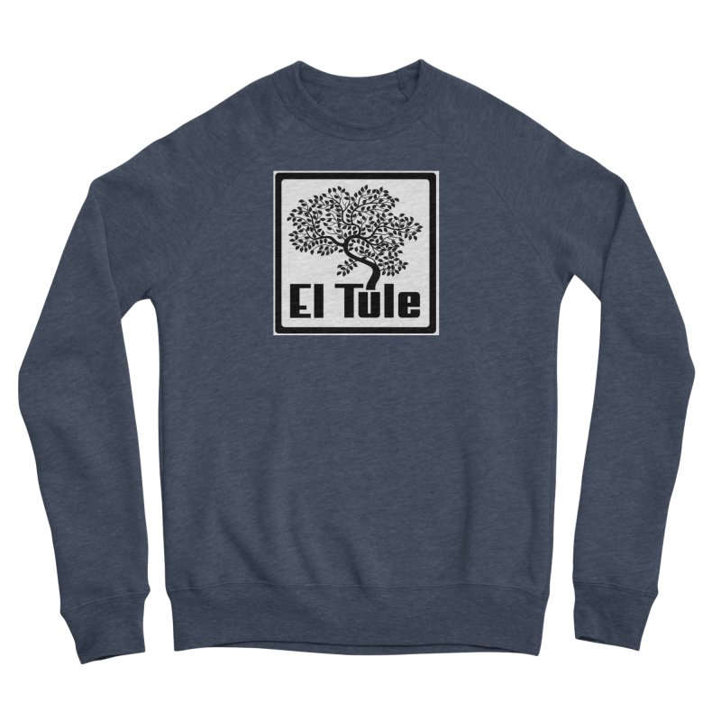 El Tule Logo T Shirt Men's Sponge Fleece Sweatshirt by El Tule Store