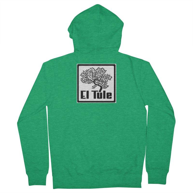 El Tule Logo T Shirt Men's Zip-Up Hoody by El Tule Store