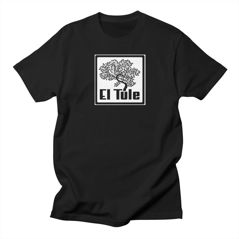 El Tule Logo T Shirt Men's Regular T-Shirt by El Tule Store