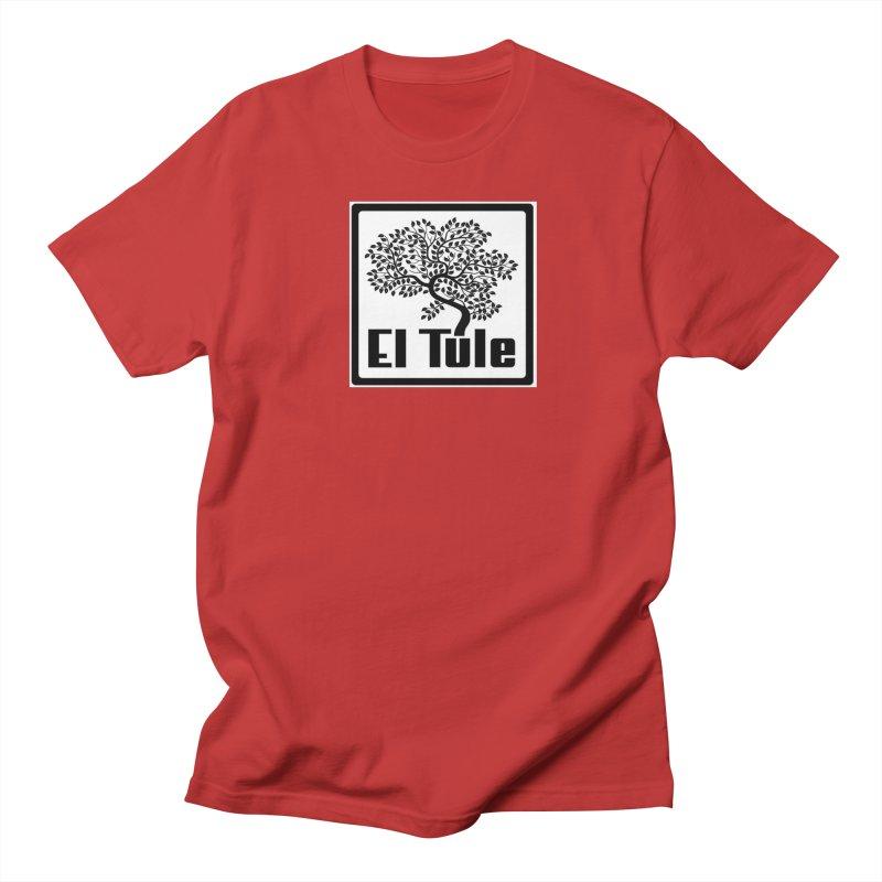 El Tule Logo T Shirt Men's Regular T-Shirt by El Tule Store