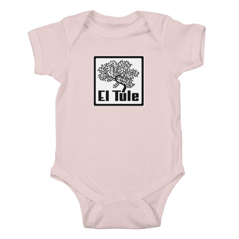 El Tule Logo T Shirt Kids Baby Bodysuit by El Tule Store
