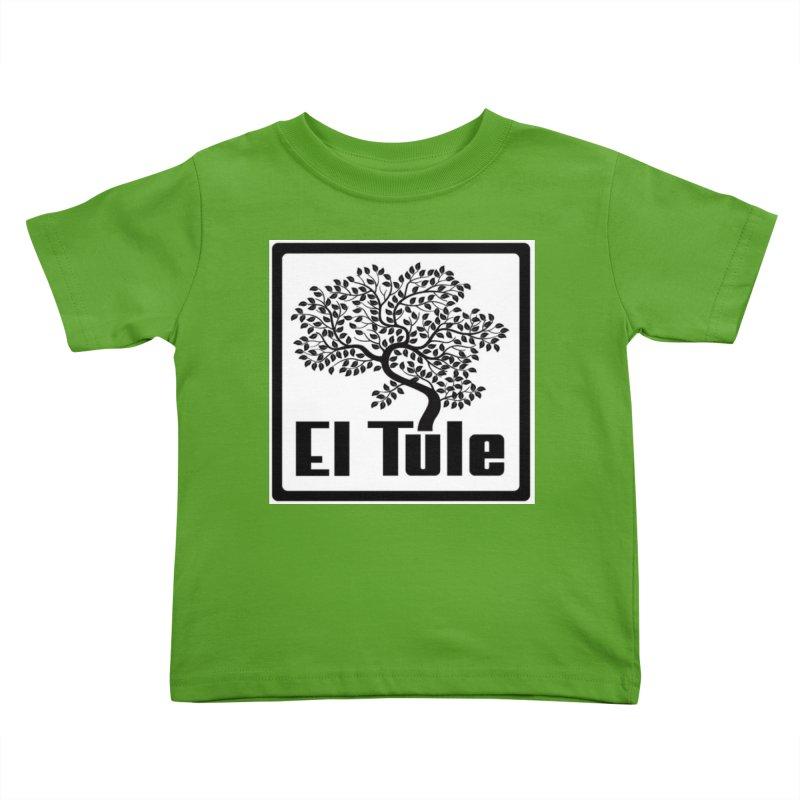 El Tule Logo T Shirt Kids Toddler T-Shirt by El Tule Store
