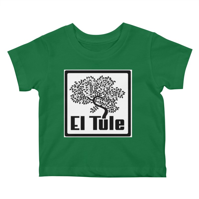 El Tule Logo T Shirt Kids Baby T-Shirt by El Tule Store