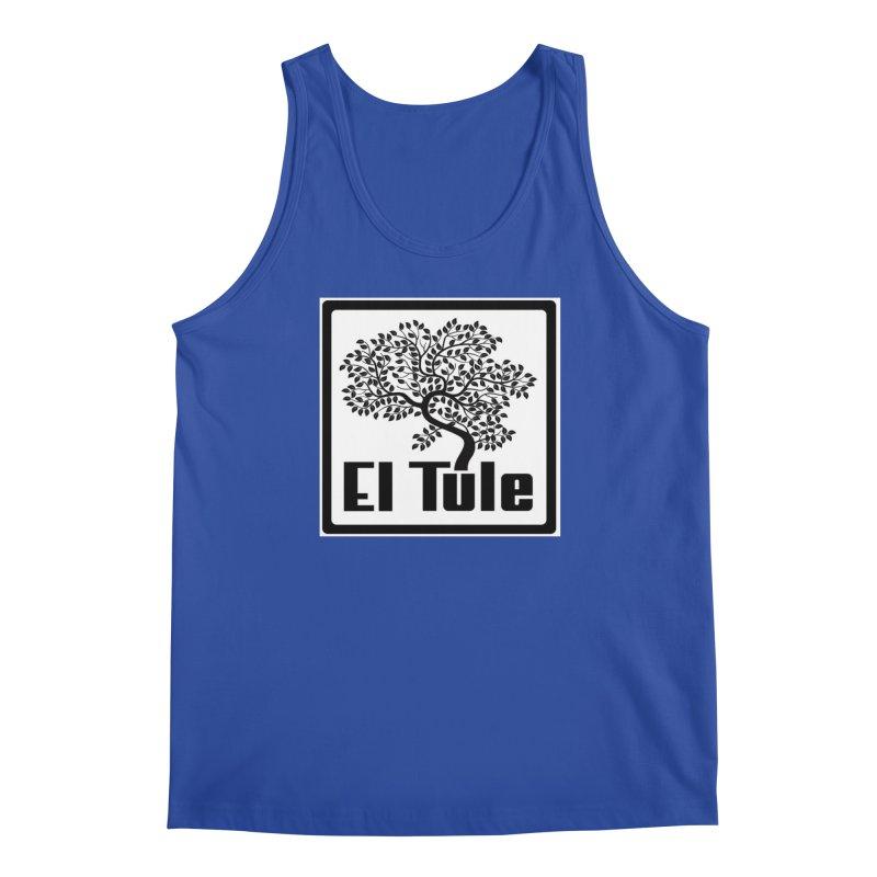 El Tule Logo T Shirt Men's Regular Tank by El Tule Store