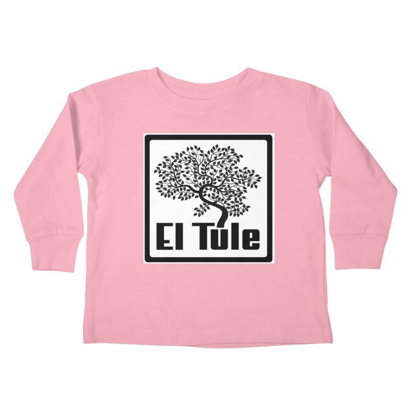 El Tule Logo T Shirt Kids Toddler Longsleeve T-Shirt by El Tule Store