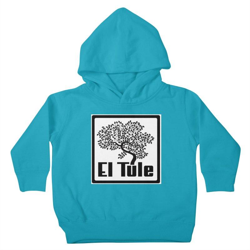 El Tule Logo T Shirt Kids Toddler Pullover Hoody by El Tule Store