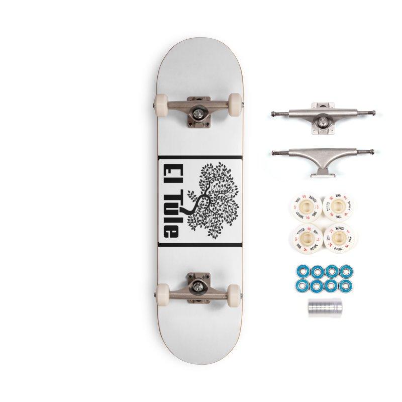 El Tule Logo T Shirt Accessories Complete - Premium Skateboard by El Tule Store