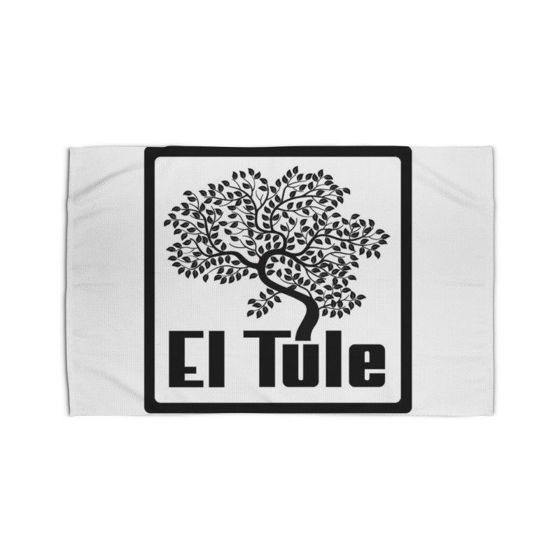 El Tule Logo T Shirt Home Rug by El Tule Store