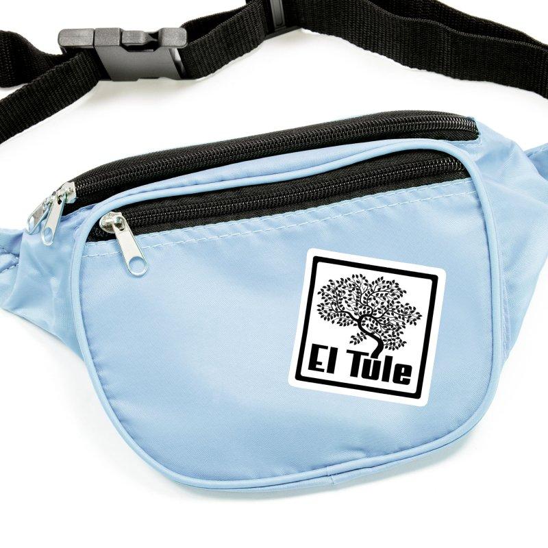 El Tule Logo T Shirt Accessories Sticker by El Tule Store