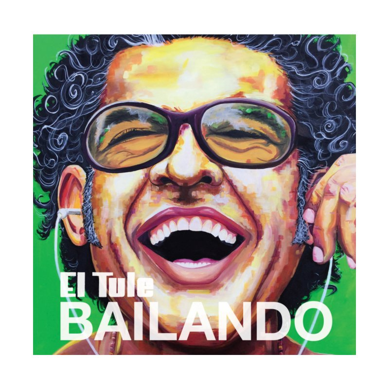 "El Tule ""Bailando"" Album Cover Home Framed Fine Art Print by El Tule Store"
