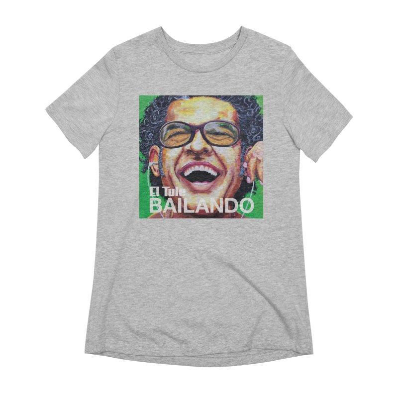 """El Tule """"Bailando"""" Album Cover Women's Extra Soft T-Shirt by El Tule Store"""