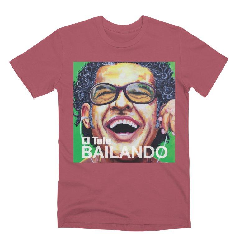 """El Tule """"Bailando"""" Album Cover Men's Premium T-Shirt by El Tule Store"""