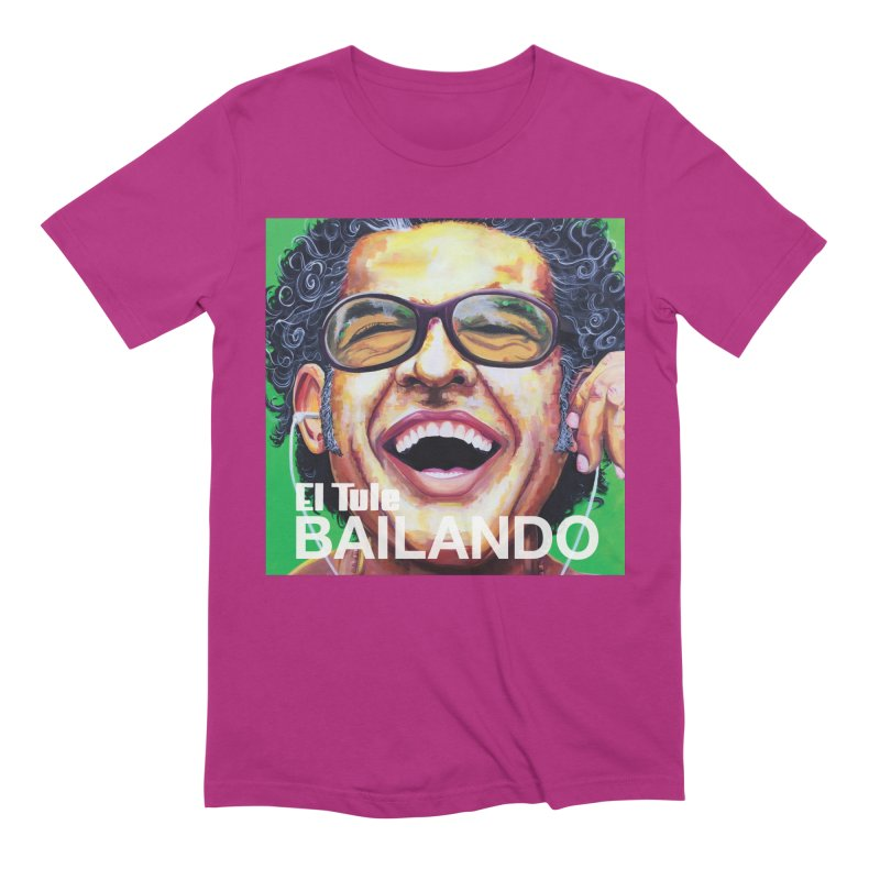 "El Tule ""Bailando"" Album Cover Men's Extra Soft T-Shirt by El Tule Store"