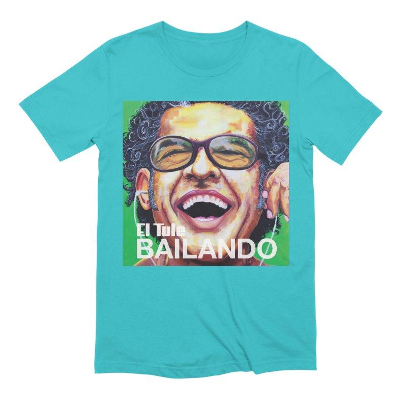"""El Tule """"Bailando"""" Album Cover Men's Extra Soft T-Shirt by El Tule Store"""