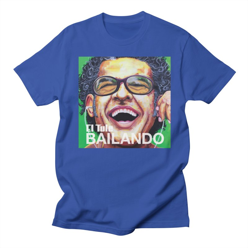 "El Tule ""Bailando"" Album Cover Men's Regular T-Shirt by El Tule Store"