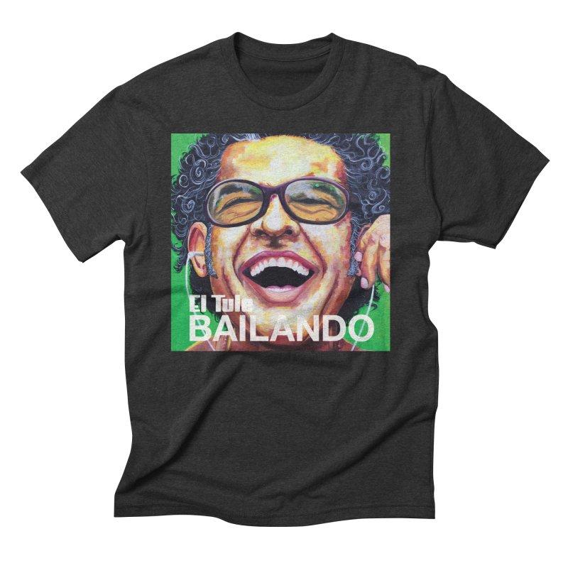 """El Tule """"Bailando"""" Album Cover Men's Triblend T-Shirt by El Tule Store"""