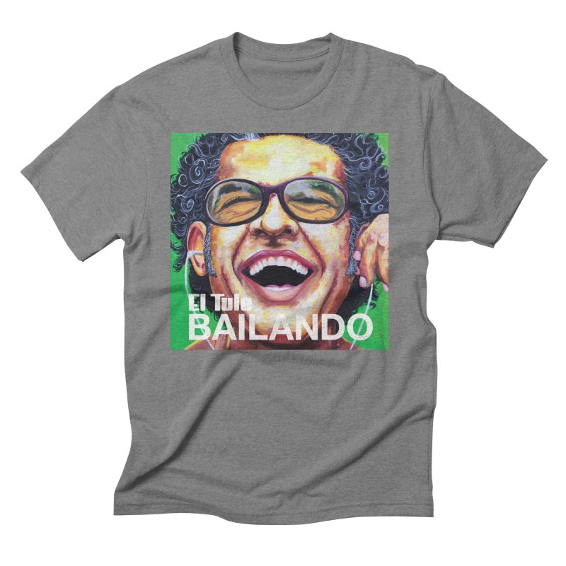"El Tule ""Bailando"" Album Cover Men's Triblend T-Shirt by El Tule Store"