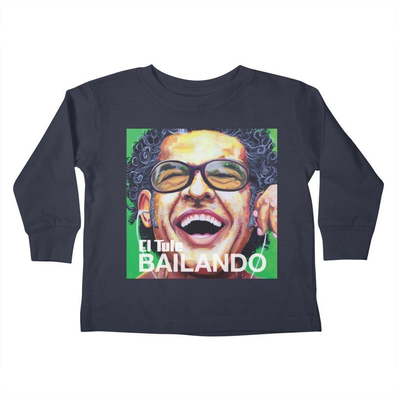 "El Tule ""Bailando"" Album Cover Kids Toddler Longsleeve T-Shirt by El Tule Store"