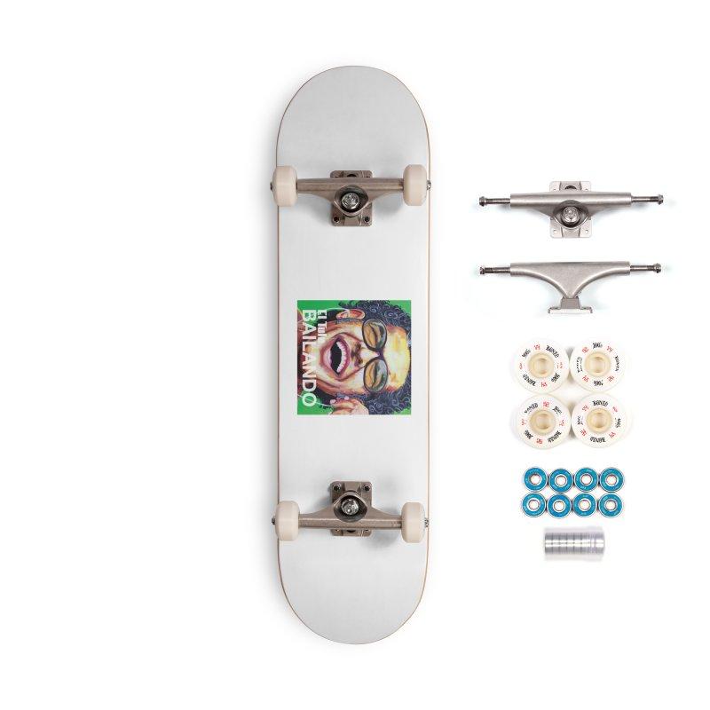 """El Tule """"Bailando"""" Album Cover Accessories Complete - Premium Skateboard by El Tule Store"""