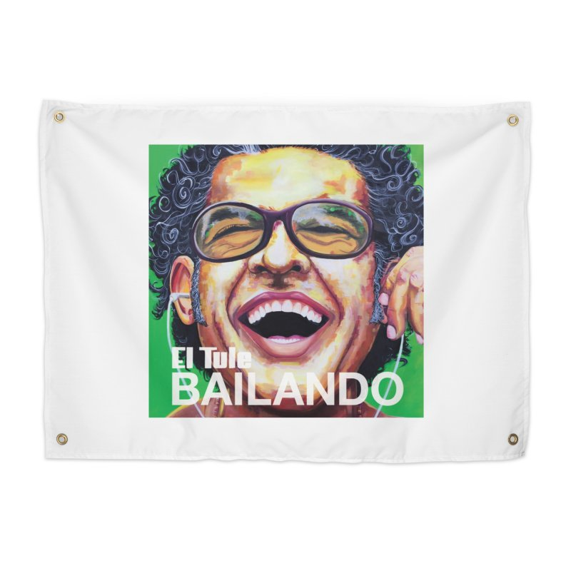 """El Tule """"Bailando"""" Album Cover Home Tapestry by El Tule Store"""