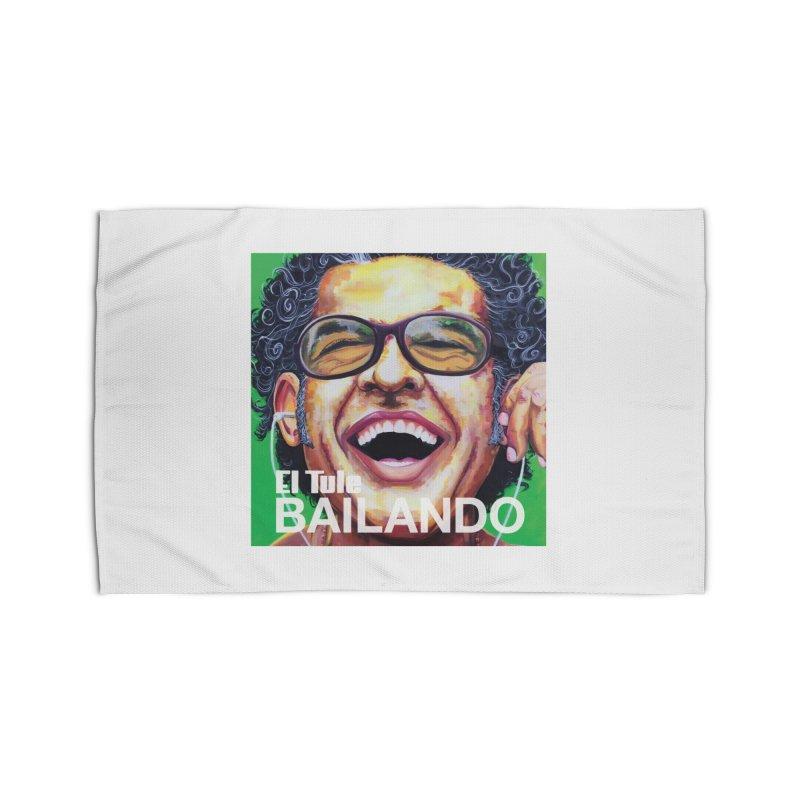 """El Tule """"Bailando"""" Album Cover Home Rug by El Tule Store"""