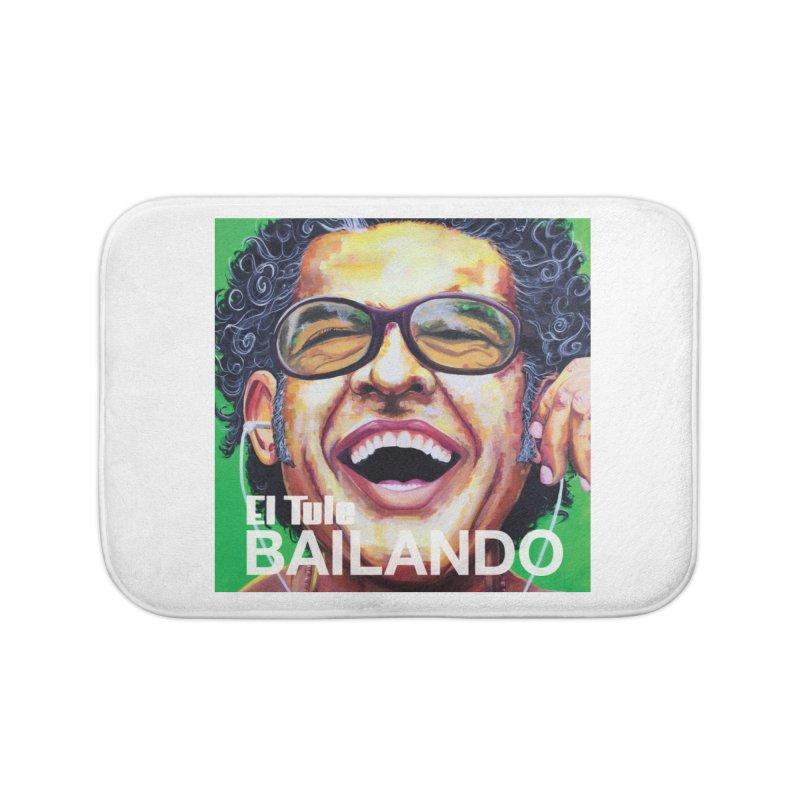 """El Tule """"Bailando"""" Album Cover Home Bath Mat by El Tule Store"""