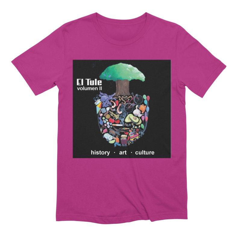 "El Tule ""Volumen II"" Album Cover Men's Extra Soft T-Shirt by El Tule Store"