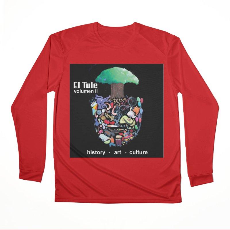 """El Tule """"Volumen II"""" Album Cover Women's Performance Unisex Longsleeve T-Shirt by El Tule Store"""