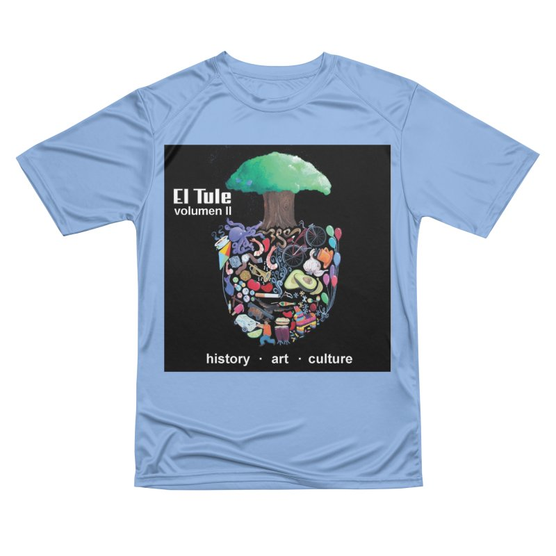 "El Tule ""Volumen II"" Album Cover Women's Performance Unisex T-Shirt by El Tule Store"