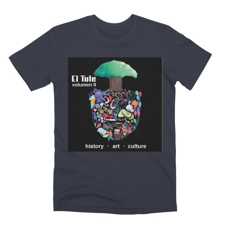 "El Tule ""Volumen II"" Album Cover Men's Premium T-Shirt by El Tule Store"